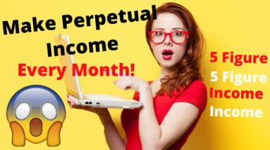 Perpetual Income 365 Review - Make Perpetual Income daily How I Changed My Life and Left My Job