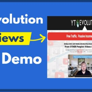 YT Evolution Review - YT Evolution Demo - Build Automated Affiliate Websites