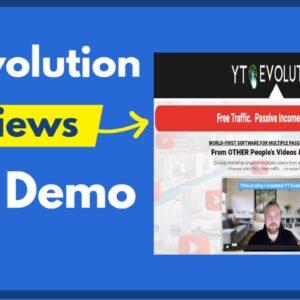 YT Evolution Review - YT Evolution Demo - Build Automated Affiliate Websites