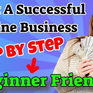 Start A Successful Online Business With Easy Step By Step Instructions! #Shorts