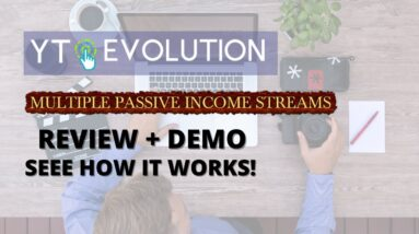 📣 YT Evolution Review | 😊 How To Make Money With YT Evolution Review Demo Honest Video 😊