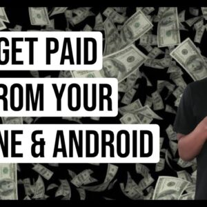 Get Paid From Your iPhone & Android📱 Earn $100-$500 Payments To Cash App Sharing A Phone Number🔥