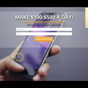 Textbot AI 2021 How To Create A Page using The Conversion Pros 2021 Affiliate Marketing For Beginner