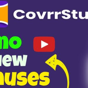 Covrr Studio Demo Review - ( Watch The Best Covrr Studio Demo Review 2021! )