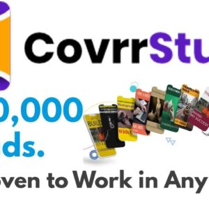 Covrr Studio Review Demo Bonus - Create Eye-Catching Wrapper Video Ads in Minutes