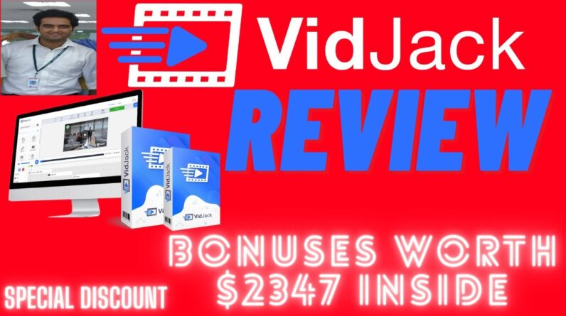 VidJack Review 👉Complete Demo And 🎁Best Bonuses Worth 💲2347🎁 For👉 [VidJack Review]👇