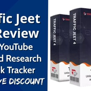 TrafficJeet 4.0 Review | Best YouTube Keyword Research & Rank Tracker Software