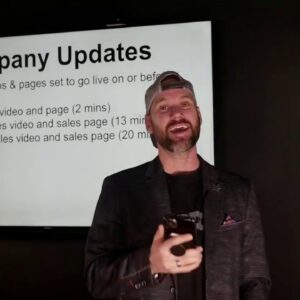 More Money, Marketing Pages & Massive Value Presented LIVE From TextBot HQ With CEO Jeffrey Long.