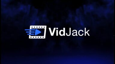 VidJack Review |VidJack Demo|Vidjack Bonuses|PACKED WITH POWERFUL FEATURES
