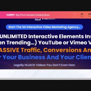 VidJack Review, Bonus, Demo Video Walkthrough – Hijacks Youtube & Vimeo Videos Into  Profit Machines