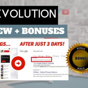 YT Evolution Review 💎YouTube Videos Into Niche Affiliate Blogs +YT EVOLUTION BONUSES💎