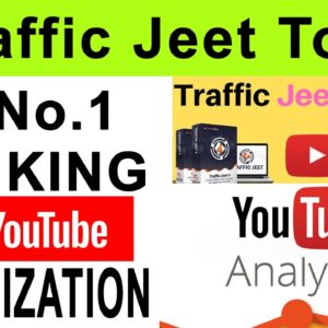 YouTube Ranking & Optimization Mastery | Learn Traffic Jeet Tool