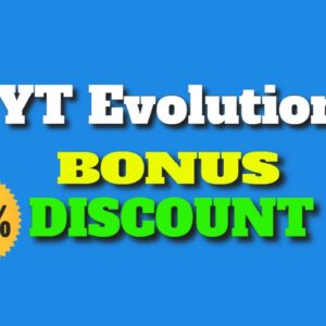 YT Evolutiion Discount-Yt Evolution Chris Derenberger 2021
