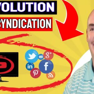 YT EVOLUTION  MASS VIDEO EMBED and SYNDICATION STRATEGY with YIVE Video 3 step Demo Setup Case Study