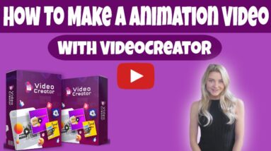 How to Make a Animation Video With VideoCreator - [Learn How to Make a Animation Video!]
