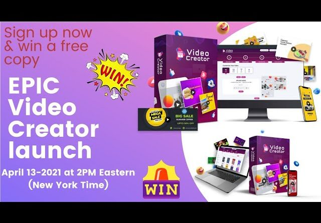 Video Creator Review and Demo l Create Big Budget Animated Videos in Minutes l Win A Free Copy !