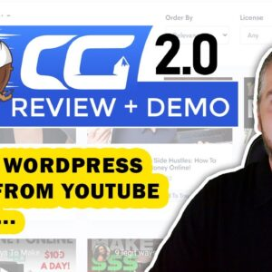 Content Gorilla 2.0 Review: Convert YouTube Audio To Text With Content Gorilla