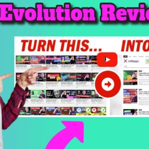 🆕yt Evolution Review | How To Make Money With Youtube Yt Evolution Review And Demo Top Video