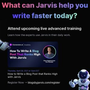 🔥 FREE 🔥 advanced training - learn how to use AI to write high-quality blog content for your niche