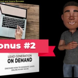 Video Creator With Paul Ponna - Avatar Builder Review - 2021 Paul Ponna Avatarbuilder Review