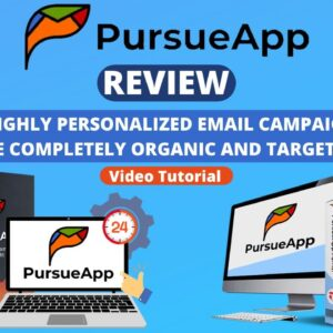 PursueApp Review 2021 - Create Personalized Email Marketing Campaigns Fast! (Video Tutorial)
