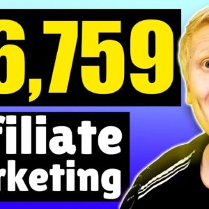 5 Tips to MAKE MONEY WITH AFFILIATE MARKETING ($6,759.00 Payment Proof)
