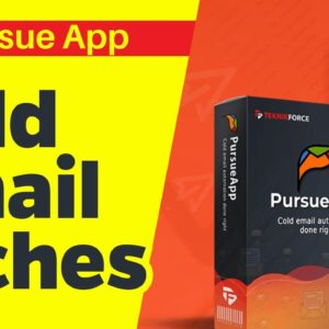 Cold Call Email Best Performing Niches | PursueApp Tutorial
