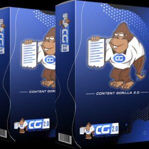Content Gorilla 2.0 Coupon Code | Content Gorilla 2.0 Discount