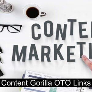 Content Gorilla OTO