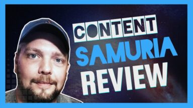 Content Samurai Review & Demo | How It Works