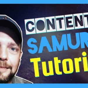 Content Samurai (Vidnami) Review | Video Creation Tutorial