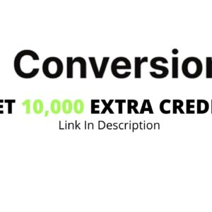 Conversion.ai Review - Get 10,000 Credits (Link in Description)