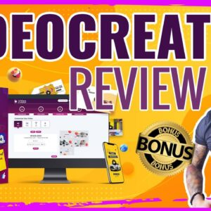 VideoCreator Review ⭐️ | Detailed Walk-Through And Demo Of VideoCreator + 🎁 $5k Bonus Package 🎁