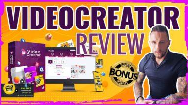 VideoCreator Review ⭐️ | Detailed Walk-Through And Demo Of VideoCreator + 🎁 $5k Bonus Package 🎁