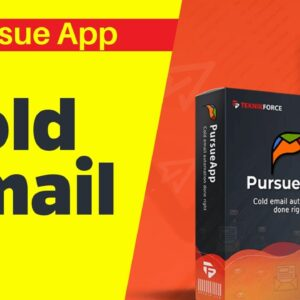How Cold Email Help Your Business? | PursueApp Tutorial