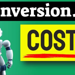 How Much Does Conversion.ai Cost ? Cost of Conversion.ai