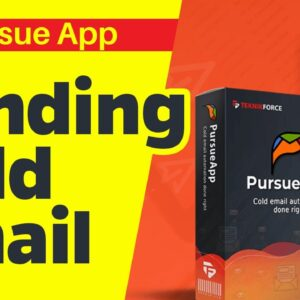 How To Send Cold Email To Potential Client? | Pursueapp Tutorial