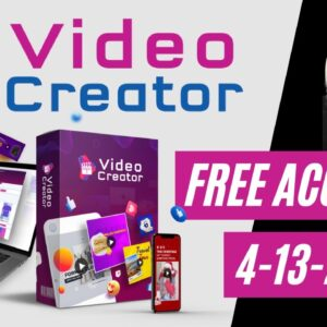🆕 VideoCreator Demo   Enter to Win FREE Copy of VideoCreator Link🎬👀