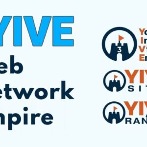 YIVE Web Network Empires (YIVE 3.0, YIVE Sites, YIVE Ranker) Review - What's YIVE Web Network Empire