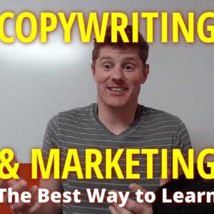 The Best Way to Learn Marketing & Copywriting