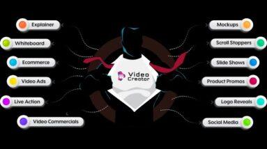 THE ULTIMATE VideoCreator Demo Video Ultimate