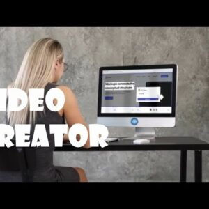 Turn your ideas into world-class animated videos at record speed!! -- VideoCreator Commercial