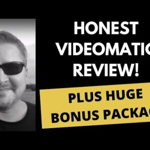 VideoMatic Review🔥Live Demo 📺 & An Exciting Bonus Worth $5897 || #VideoMaticReview2020