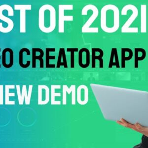 VideoCreator App Demo 2021 | Paul Ponna 2021 VideoCreator App