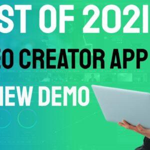 VideoCreator App Demo 2021 | Paul Ponna 2021 VideoCreator App