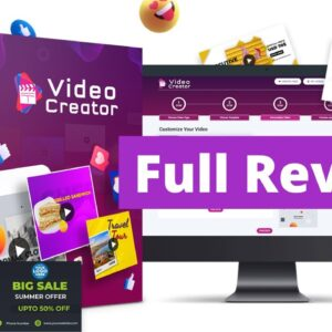 VideoCreator - Best video editing software reviews 2021