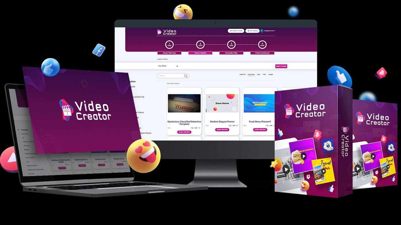videocreator demo user review of video creator paul ponna launch pwyKsg1tplI