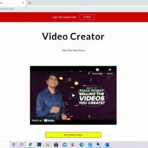 VideoCreator Discount