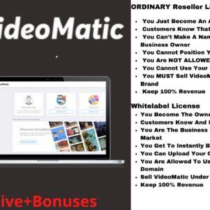 VideoMatic Reseller 1