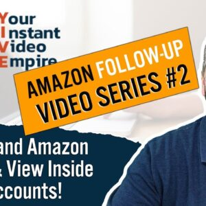 YIVE Amazon Follow-up: Promoting Amazon Products on YouTube